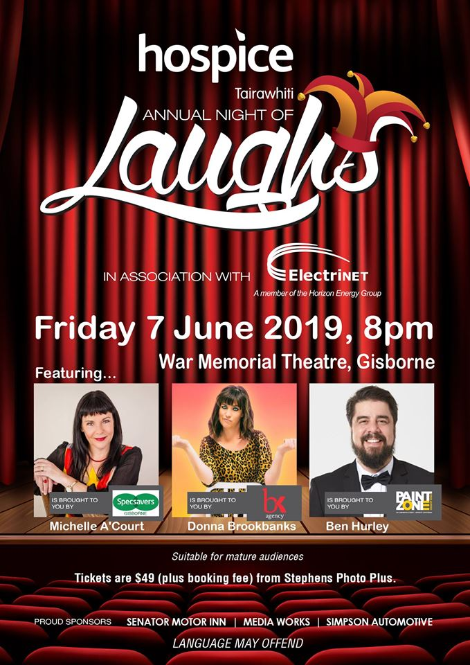 Annual Night of Laughs 2019